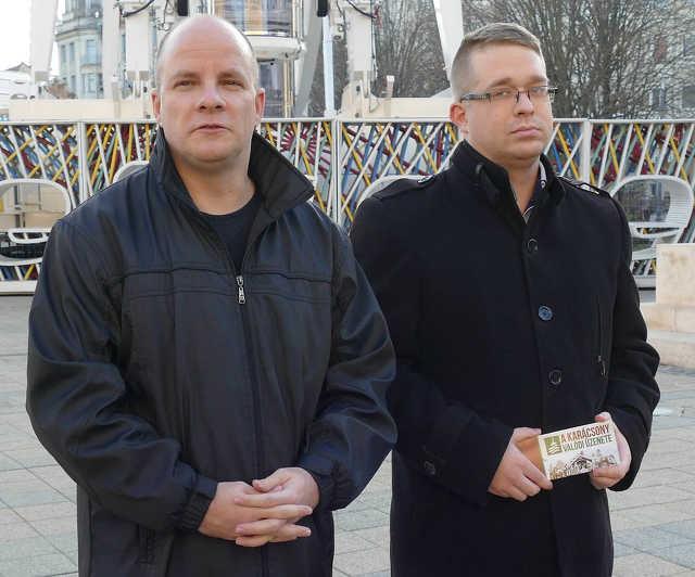 Herpergel Róbert és Salamon Gergő - Jobbik