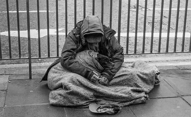 hajléktalan