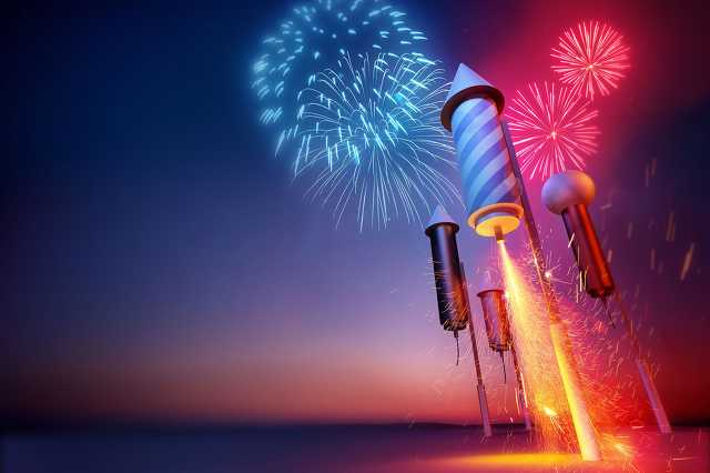 tűzijáték - petárda