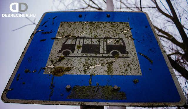 buszmegálló - közlekedés - Vincellér utca