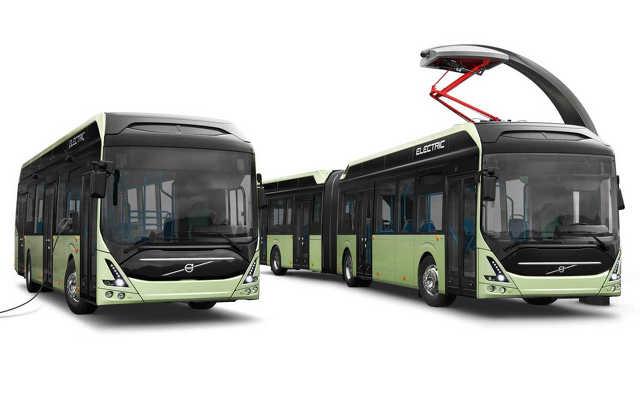 elektromos busz