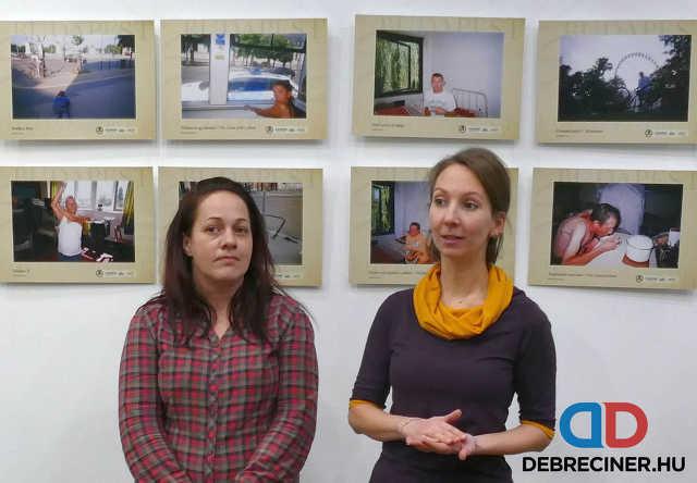 MyBudapest Photo - hajléktalan alkotók fényképei – Kiállításmegnyitó Debrecenben