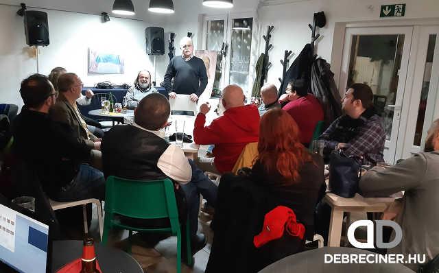 nyilvános szerkesztőségi ülés - Malter - 2019. december 12.