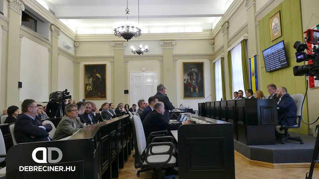 Debreceni közgyűlés – 2020. január 23.