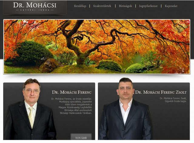 Dr. Mohácsi