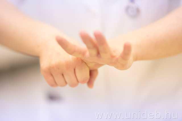 kézmosás