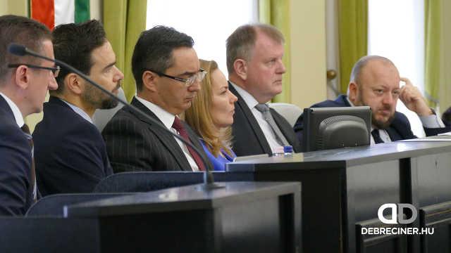 Debreceni közgyűlés - 2020. február 13.