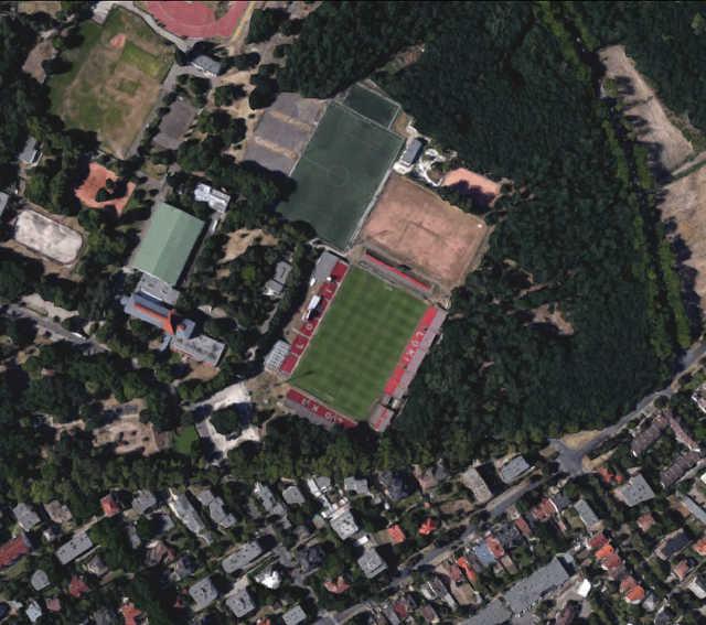Oláh Gábor utcai stadion