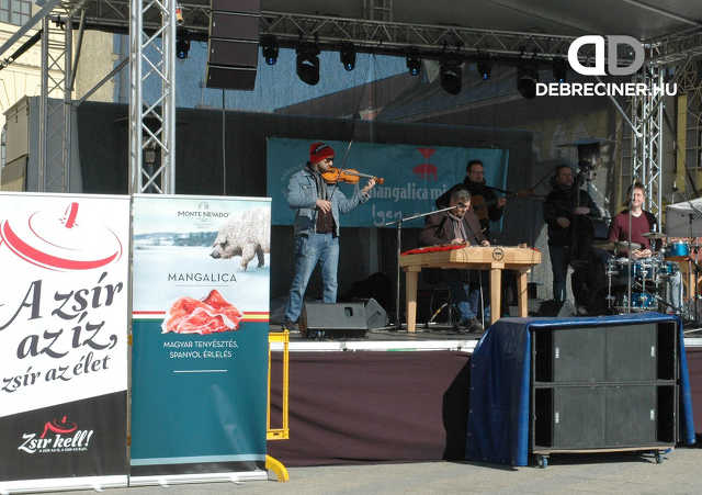Mangalicafesztivál Debrecenben – 2020. február