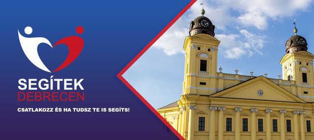Segítek Debrecen