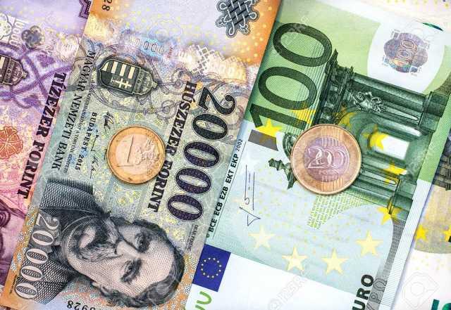 forint - euro