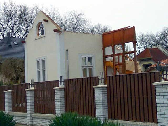 Komlóssy - ház