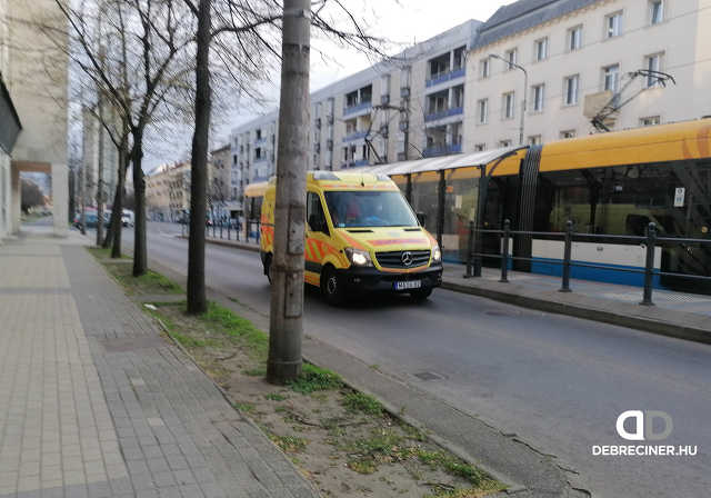 Koronavírus – Debrecen – 2020. március 31.