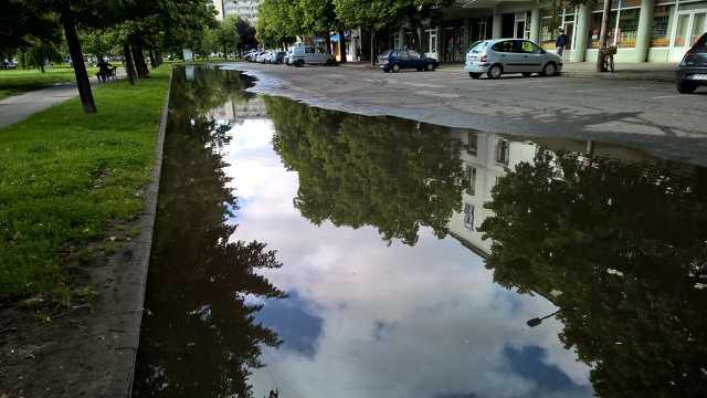 eső - víz