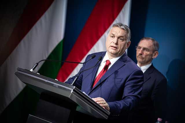Orbán Viktor - Pintér Sándor