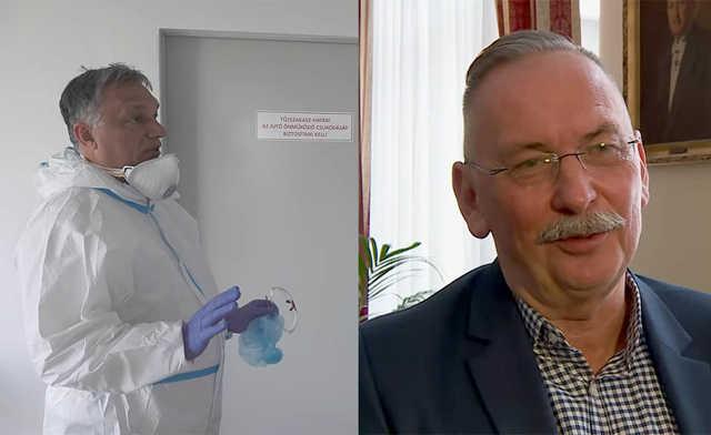 Orbán Viktor, Szilvássy Zoltán