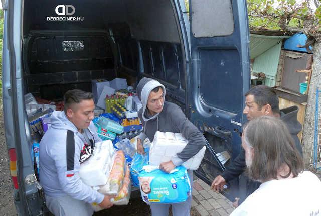 Segítség Olaszliszkára