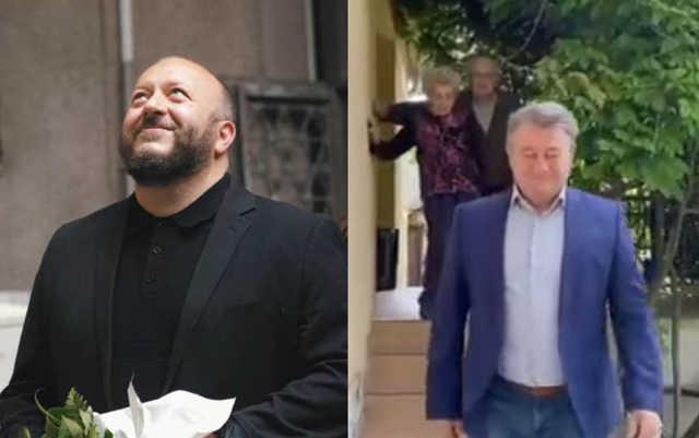 Pedagógusnap - Tasó László és Puskás István