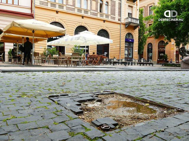 Hal köz, Debrecen – 2020. június