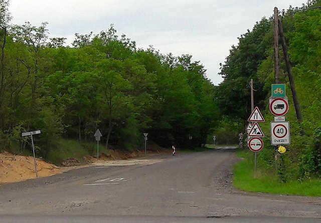 Panoráma út - Erdőspuszták