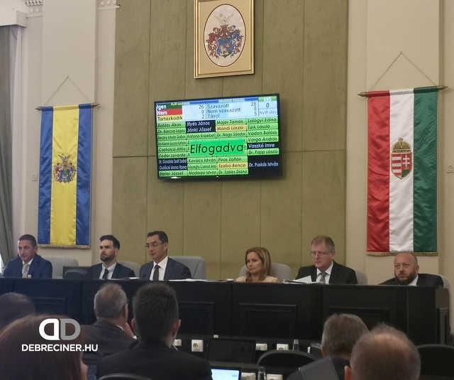 Debreceni közgyűlés – 2020. június 25.