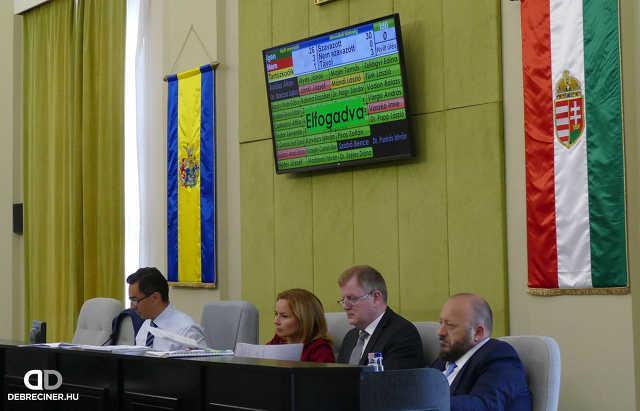Debreceni közgyűlés – 2020. július 2.