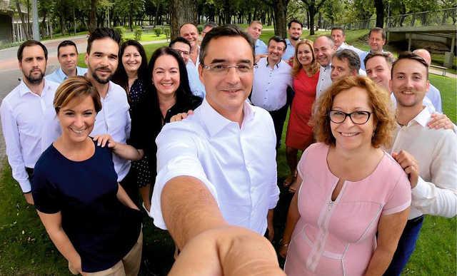 Fidesz-frakció - debreceni közgyűlés