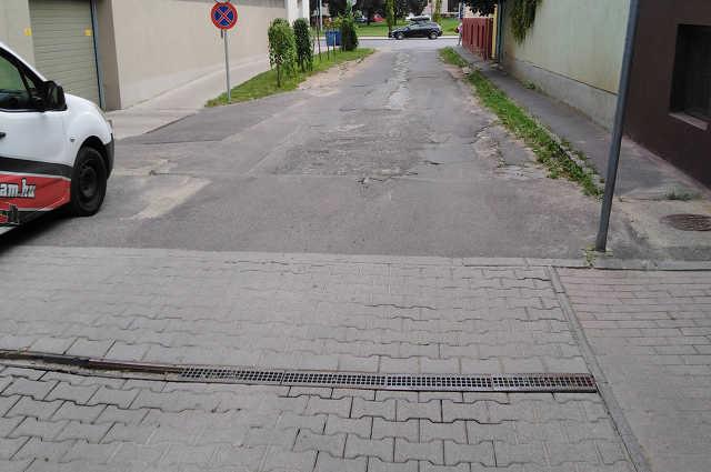 Garai utca - közlekedés - belváros