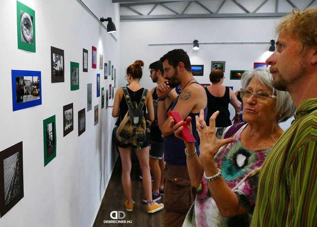Matolcsy Gábor fotóinak kiállításmegnyitója - 2020. augusztus 7.