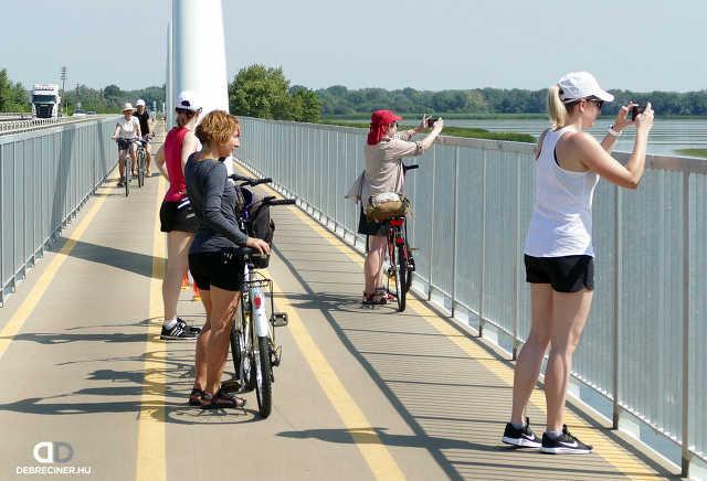Kerékpárút – Tisza-tó – Poroszló