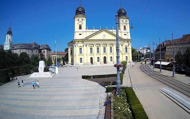 Kossuth tér - Nagytemplom