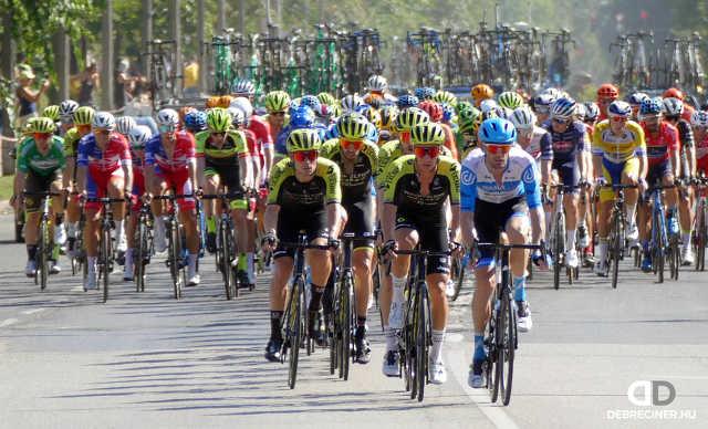 Tour de Hongrie - Debrecen - 2020. augusztus 30.
