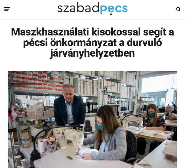 Szabad Pécs