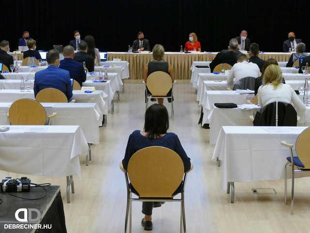 Debreceni közgyűlés - 2020. szeptember 24.