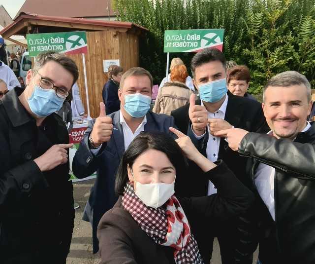 Tiszaújváros – időközi kampány