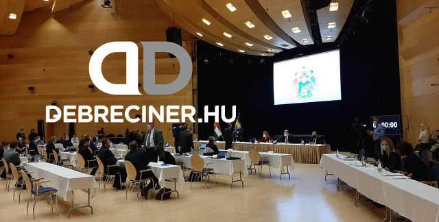 Debreceni közgyűlés - 2020. október 22.