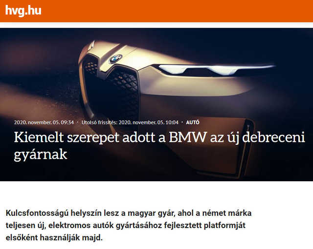 BMW - hvg