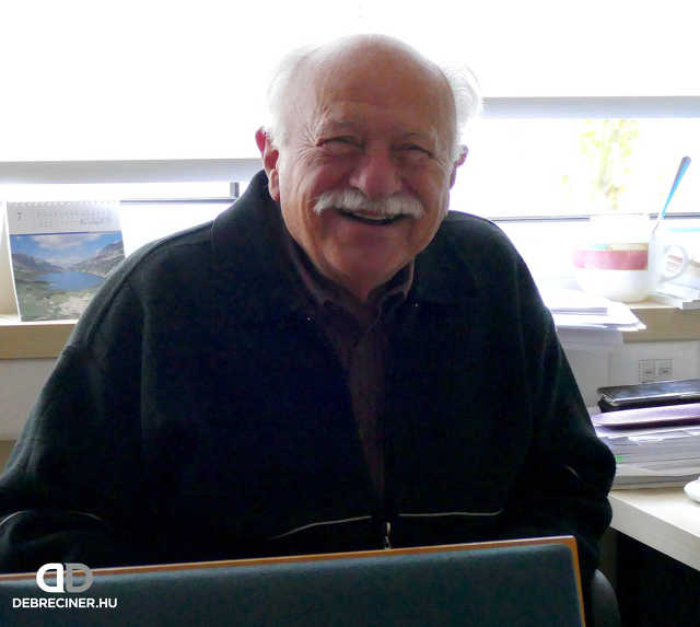 Varga Zoltán professzor