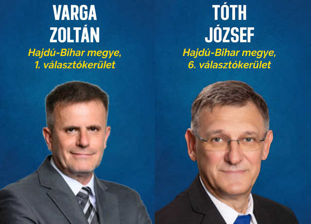 Demokratikus Koalíció - DK - Varga Zoltán - Tóth József