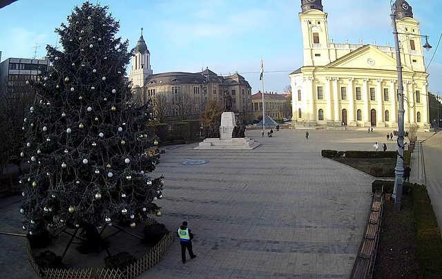 advent - karácsony - főtér