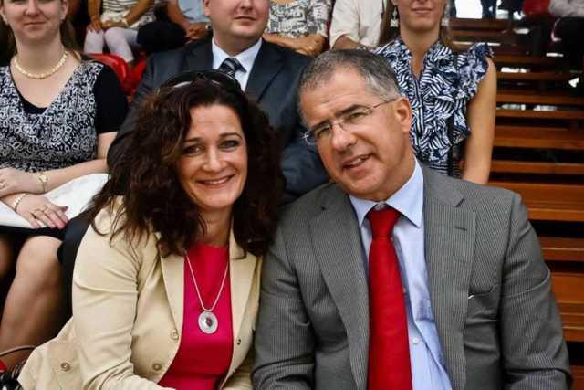 Porkoláb Gyöngyi és Kósa Lajos