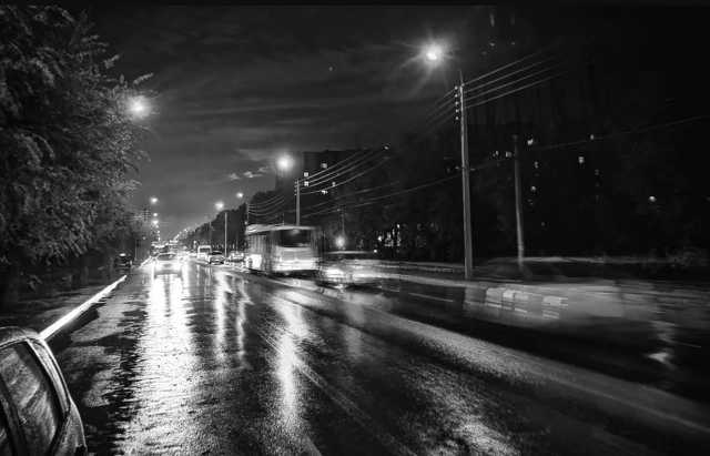 busz - éjszaka - közlekedés