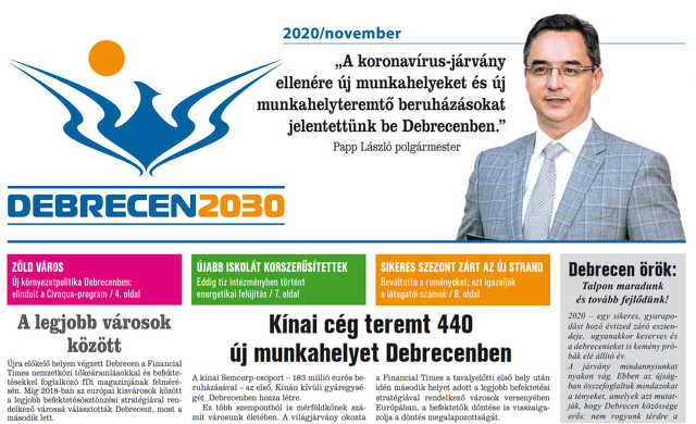 Debrecen 2030