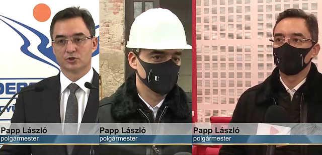 Papp László - DTV