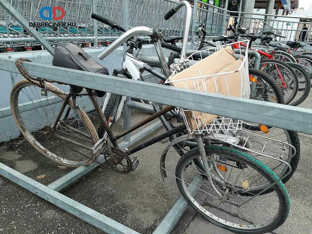 kerékpár - bicikli