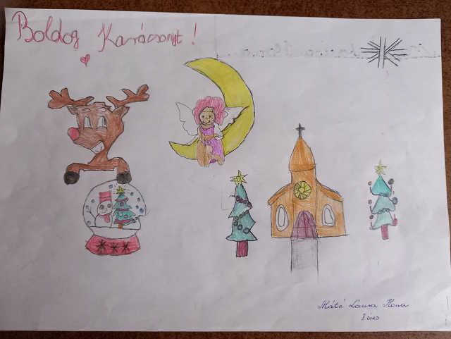 Karácsony - Máté Laura Ilona