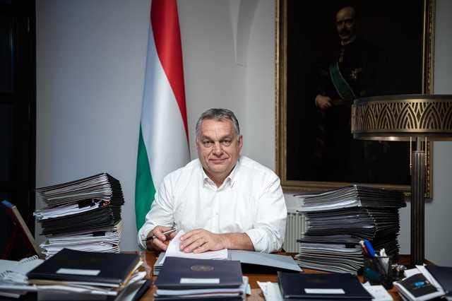 Orbán Viktor - Fidesz - 2021