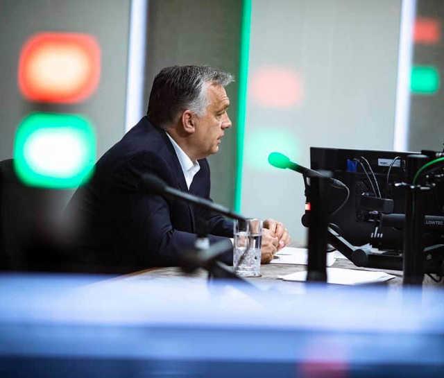 koronavírus - Orbán Viktor