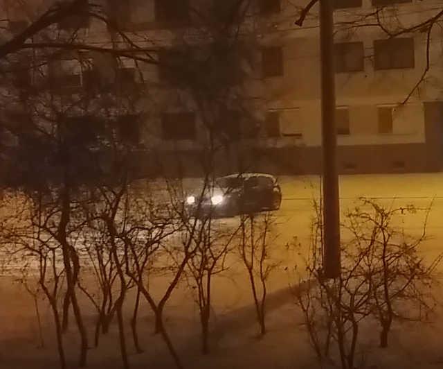 hó - tél - közlekedés