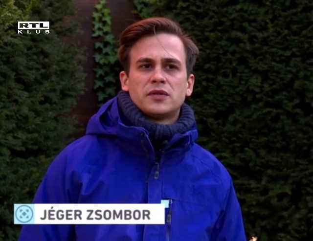 Jéger Zsombor